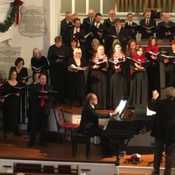 The Berkshire Lyric Chorus sings Christmas songs